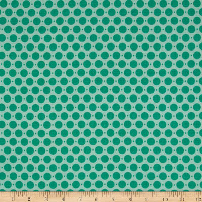 Riley Blake Home Decor Dots Teal