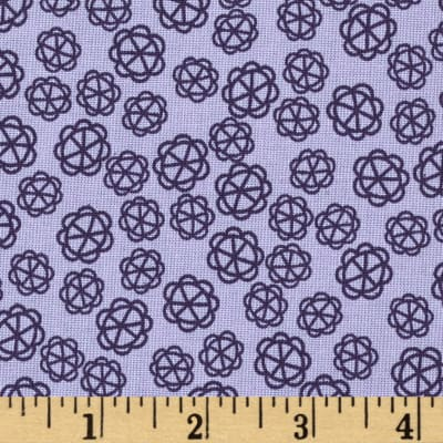Little Tinies Flower Wheels Lilac