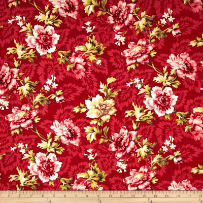 Nancy Gere Peyton Large Floral Multi