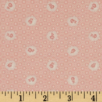 Lecien Kate Greenaway Coordinates Mini Medallion Pink