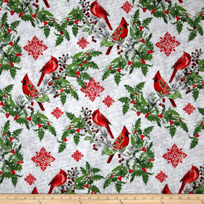 Seasons Greetings Cardinals Multi