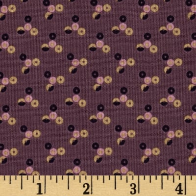 Scrap Happy Tri-Dot Lavender