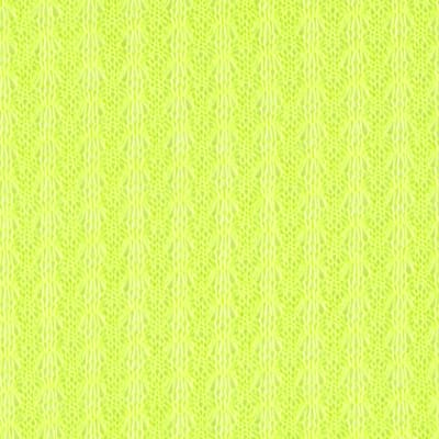 Lacey Sweater Knit Neon Yellow