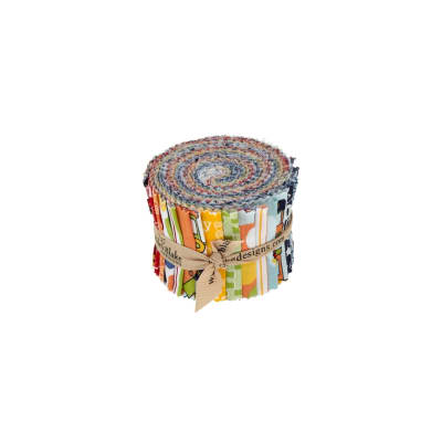 "Riley Blake Pieces of Hope 2 2.5"" Jelly Rolls"