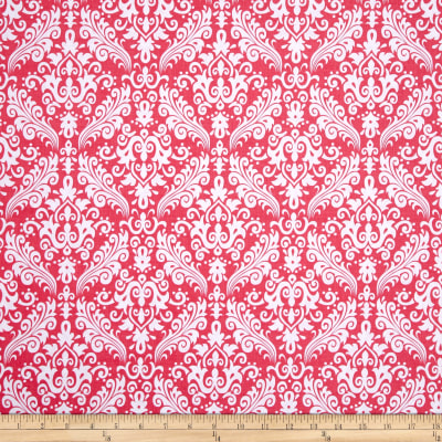 Riley Blake Basics Medium Damask Raspberry