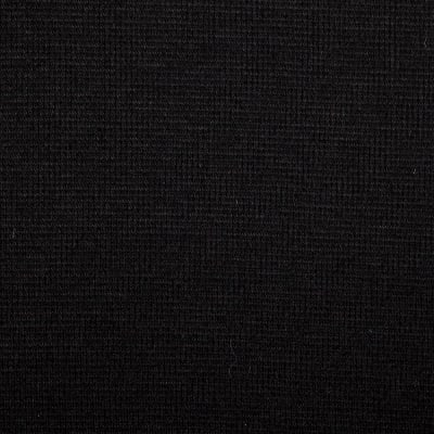 Fabric Merchants Ponte de Roma Solid Black