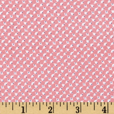 Penny Rose 30's Minis Square Pink