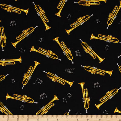 Kaufman In Tune Trumpets Black