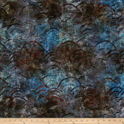 Artisan Batiks Elementals Landscape Mountains Earth
