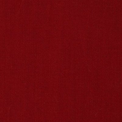 Cotton Blend Twill Red