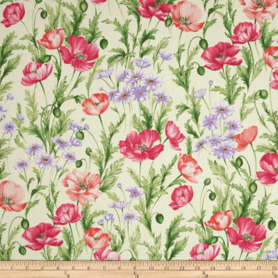 Sundance Field Flowers Cream/Multi