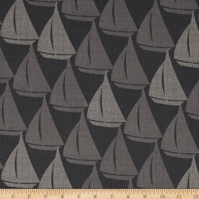 Splash Sailboats Gray
