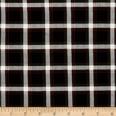 Kanvas Best in Show Classic Plaid Brown