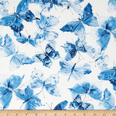 Contempo Butterfly Effect Small Butterflies Blue