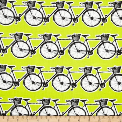 Contempo Our Town Bicycles Green