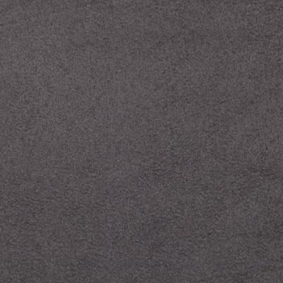 Shannon Cuddle Suede Charcoal