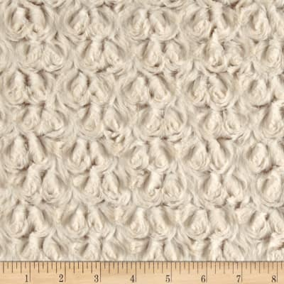 Shannon Minky Frosted Rose Cuddle Camel/Beige