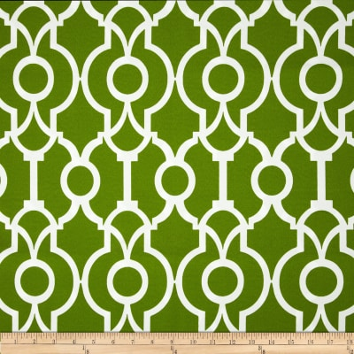 Premier Prints Indoor/Outdoor Lyon Bay Green