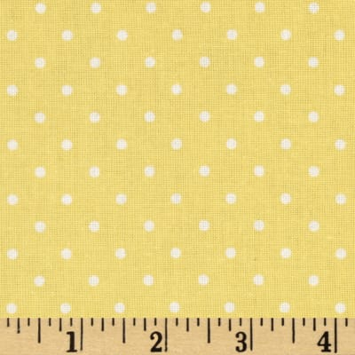 Bon Bon Bebe Polka Dot Yellow