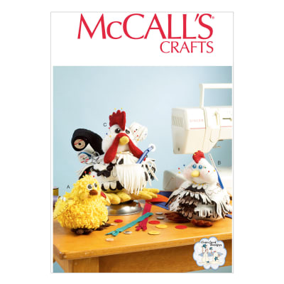 McCall's Sewing Organizers and Pin Cushions Pattern M6937 Size OSZ