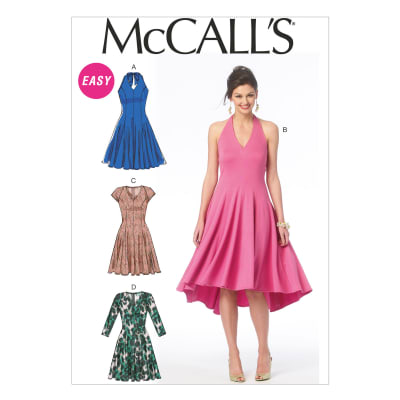 McCall's Misses' Dresses Pattern M6922 Size A50