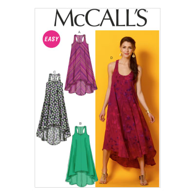 McCall's M6954 Misses' Dresses Pattern Size 0Y0