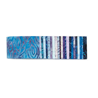 "Wilmington Jewels Blue Crush 2.5"" Strips"