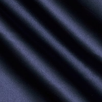 Bridal Satin Navy
