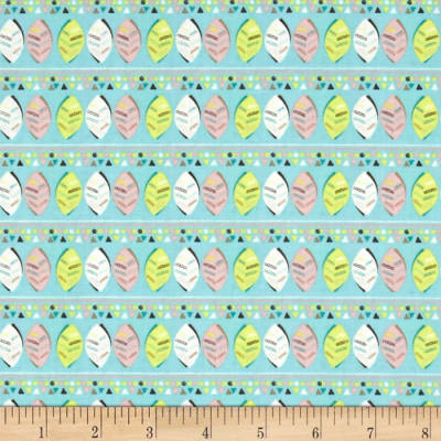 Fabric Freedom Woodland Floral Stripe Pink