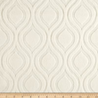 Shannon Premier Prints Embossed Marquise Cuddle Ivory