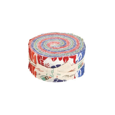 "Moda Beach House 2.5"" Jelly Rolls"