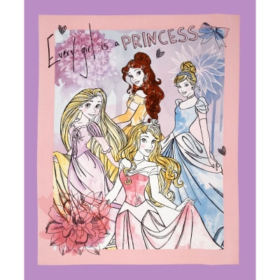Disney's Princess Watercolor Every Girl is a Princess