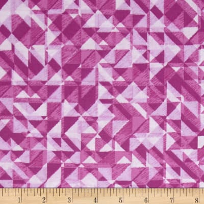 108 In. Quilt Wide Back Prisms Purple