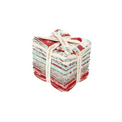 Moda Winterberry Fat Quarters