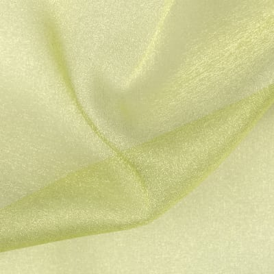 Sparkle Organza Maize