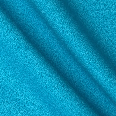 60'' Crepe Turquoise