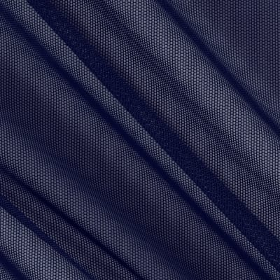 Spandex Stretch Illusion Shaper Mesh Navy