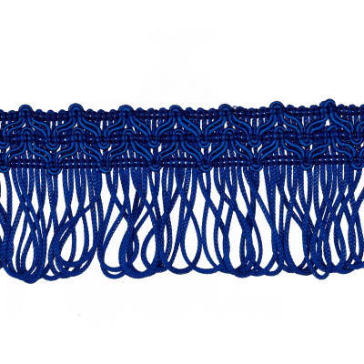 "2"" Sharlene Loop Chainette Fringe Royal"