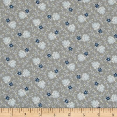 Pointe Pleasant Daisy Flower Grey
