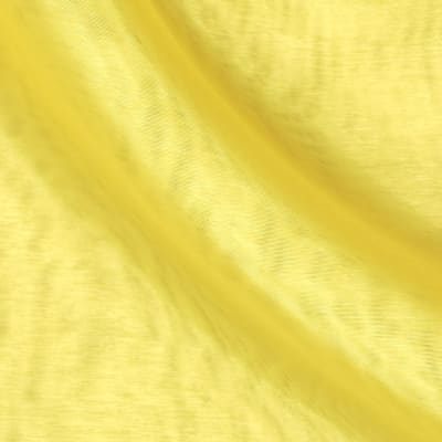 Angel Wings Organza Yellow