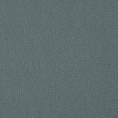 Creme Fraiche Dressy Polyester Shirting Slate Green