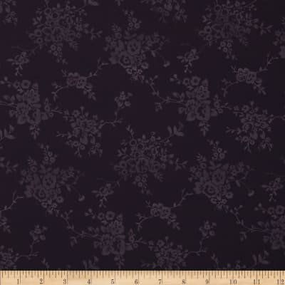 Polyester Embossed Shirting Concord Grape