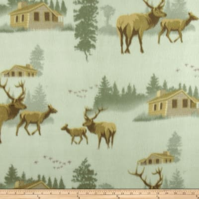 Lake George Fleece Elk Sage