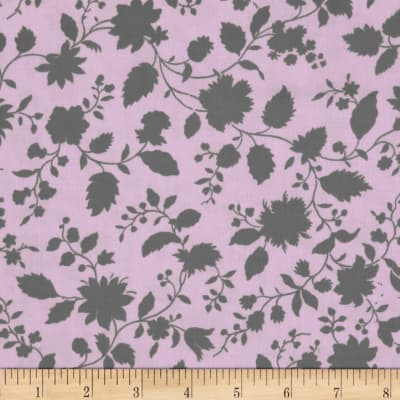 Amy Butler Violette Twilight Vine Plum