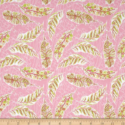 Tina Givens Feather Flock Feather Flocks Pink