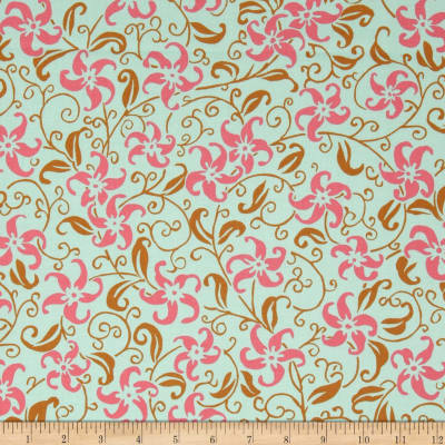 Snow Leopard Designs Floating World Jasmine Sorbet