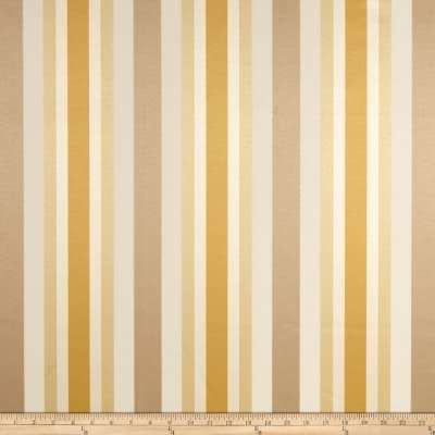 Jaclyn Smith 02621 Bank Stripe Blend Cashew