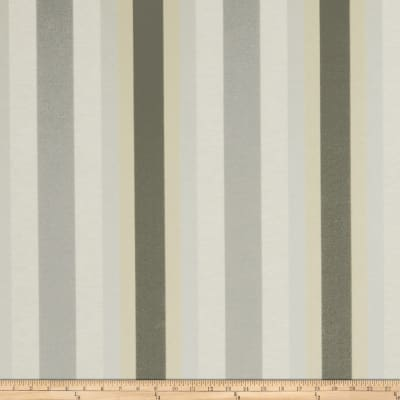 Jaclyn Smith 02621 Bank Stripe Blend Dove Gray