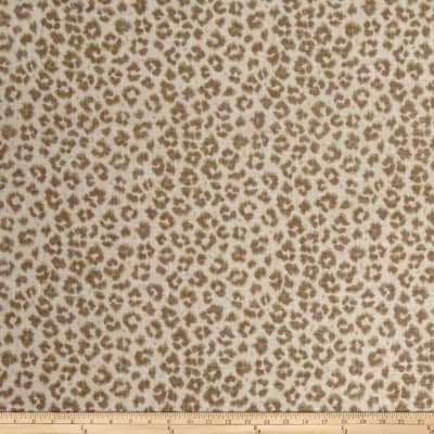 Jaclyn Smith 02100 Animal Print Blend Avocado