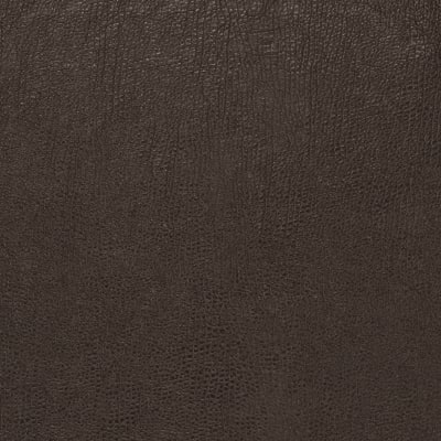 Fabricut 03343 Faux Leather Coffee